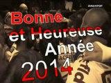 L'U.S.Dax Rugby Landes vous présente ses voeux pour 2014