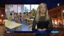 """Rentrée scolaire """"presque"""" normale à l'école Corniche Fleurie"""