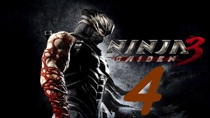 Let´s play Ninja Gaiden 3 part 4# Ich mag Züge