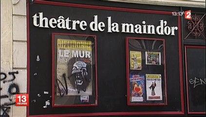 Dieudonné censuré en France (Résistance !)