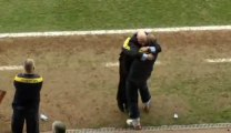 McD First game - Leeds United 2 v 1 Sheffield Wednesday - 13/04/13 The last time #LUFC beat #swfc