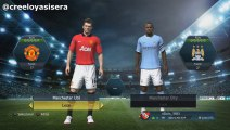 NEXT GEN FIFA 14 | Manchester United - Manchester City - FULL GAMEPLAY [HD+ XBOX ONE / PS4]