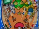 Pokémon Pinball Rubis & Saphir - Table Saphir