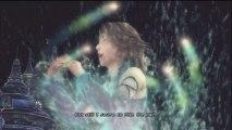 Final Fantasy X-2 HD Remaster (English subs part 077) Yuna   Lenne sing  1000 words