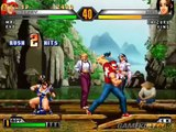 The King of Fighters '98 : Ultimate Match - Ma belle-soeur
