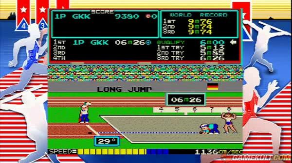 Track & Field – Vidéo du jeu
