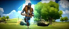 Battlefield Heroes - Extraordinary Heroes