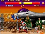 Street Fighter II' : Special Champion Edition - M.Bison vs Guile