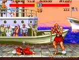 Street Fighter II' : Special Champion Edition - Ken vs Sagat