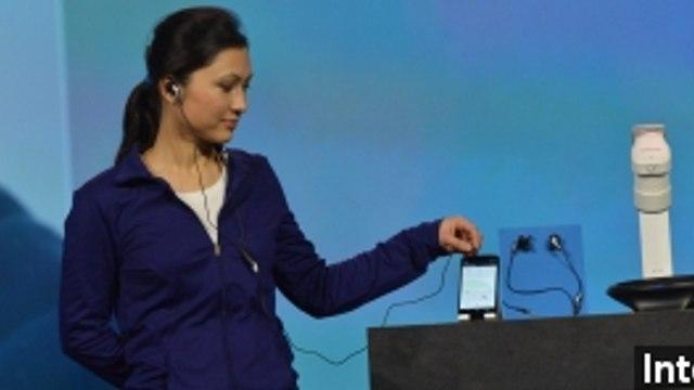 Intel Reveals Smart Gadgets, Personal Assistant