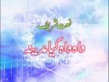 Naat Online : Urdu Naat Wah Wah Keya Madina Nasheed Official Video by Hakeem Faiz Sultan Qadri - New Naat 2014