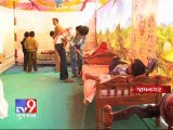 Tv9 Impact - Blood collected by non-liscensed blood bank disposed by health dept. - Tv9 Gujarat