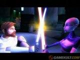 """Star Wars The Clone Wars : Duels au Sabre Laser - """"Tu vas sombrer dans un océan de haine !"""""""