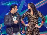 Salman Khan With Daisy Shah On Nach Baliye 6