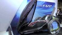 2014 CES Jan 7 Toyota FV2 demo