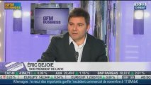 La création d'emploi par le capital-investissement: Eric Dejoie, dans Intégrale Placements – 08/01