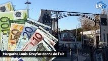 Margarita Louis-Dreyfus donne de l'air