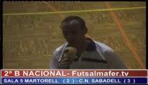 ENTREVISTA JORDI GAY - SALA 5 MARTORELL -