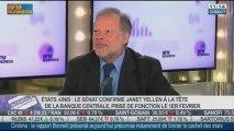 Philippe Béchade VS Serge Négrier: Marchés: ce début d'année est-il significatif?, dans Intégrale Placements – 08/01