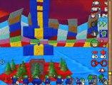 3D Lemmings - Plus bas que terre