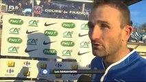 Raon l'ETAPE 1 - 2 FC Bordeaux (05/01/2014)