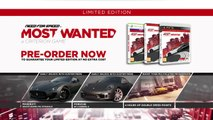 Need For Speed Most Wanted (2012) - Multiplayer trailer gamescom 2012