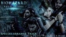 Resident Evil Revelations : Unveiled Edition - Special Arrange Track Sampler