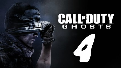 Let´s play Call of Duty Ghosts part 4# Scannen ist doof