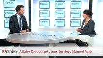 Décryptages : Affaire Dieudonné : tous derrière Manuel Valls