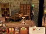 Les Sims Medieval : Nobles et Pirates - Le roi joue avec son petit oiseau