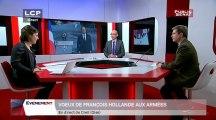 Voeux de François Hollande aux armées et au monde combattant - Evénements
