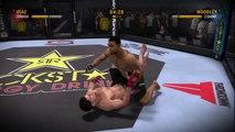 EA MMA. Nick Diaz vs Tyron Woodley