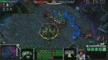 StarCraft II : Wings of Liberty - [MLG 2012] Idra vs Polt #1