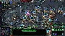 StarCraft II : Wings of Liberty - [MLG 2012] Oz vs Polt #2