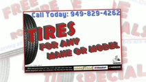 Tire Discounts 949-829-4262 Tire Specials Foothill Ranch