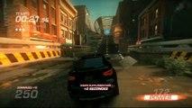 Ridge Racer Unbounded - Des sauts de fou en voiture