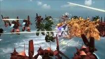Dynasty Warriors : Gundam Reborn - Pub Japon