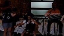''Bozcaada - Hotel Fahri'' Buziki Fikret URAL'la Müzikli Geceler/ SAGAPO