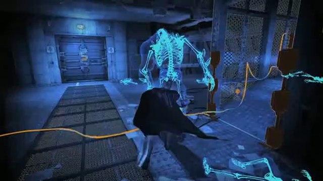 Batman : Arkham Asylum - Gadgets Trailer