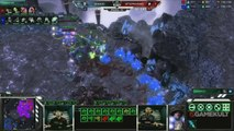 StarCraft II : Wings of Liberty - MLG Anaheim - Stephano vs Ganzi - Match 2
