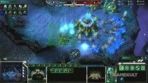 StarCraft II : Wings of Liberty - MLG Anaheim - Heart vs MC - Match 1