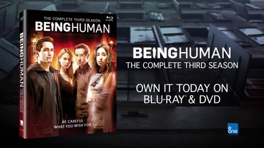 Being Human: the Complete Third Season – Trailer