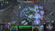 StarCraft II : Wings of Liberty - MLG Anaheim : Finale - Alicia vs DRG - Match 3