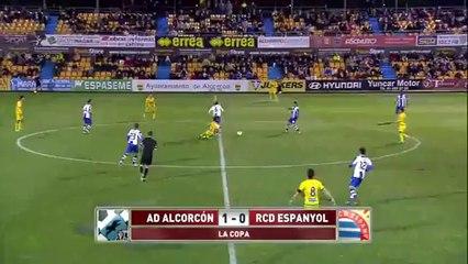 Обзор матча · Алькоркон (Алькоркон) - Эспаньол (Барселона) - 1:0