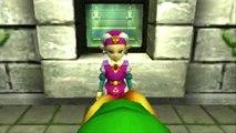 The Legend of Zelda : Ocarina of Time 3D - Pub Robin et Zelda Williams