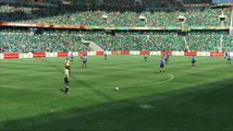 Coupe du monde de la FIFA : Afrique du Sud 2010 - Didacticiel Mode 2 boutons