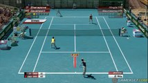 Virtua Tennis 3 - Double féminin