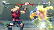Super Street Fighter IV Arcade Edition - Oni ou le pif du démon