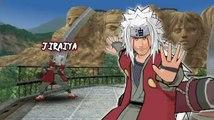 NARUTO Shippuden : Clash of Ninja Revolution 3 European Version - Anko, Yugao, Jiraiya et Tsunade