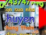 THO SUA CHONG THAM TAI QUAN 5 0974374779 HOAC 0932198479